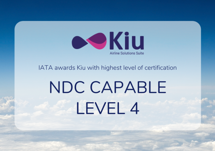 Kiu Is Granted With NDC Level 4 Certification