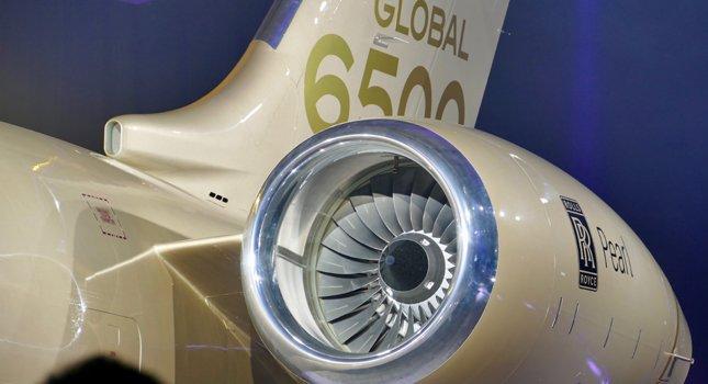 La FAA certifica el motor Pearl15 de Rolls-Royce