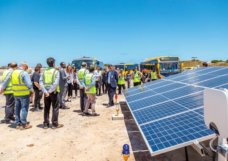 Aeroporto de salvador é o primeiro do país a implantar usina solar