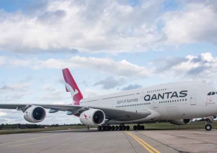 Qantas completa el vuelo más largo realizado por un Airbus A380