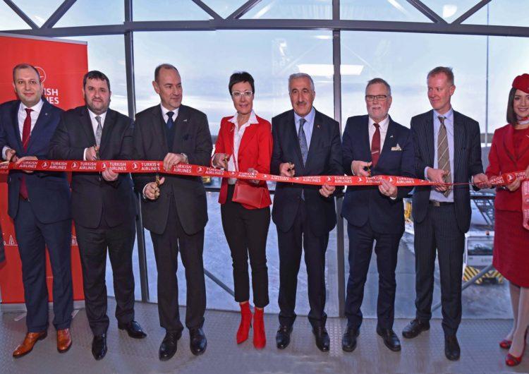 Turkish Airlines lanza su nueva ruta a Rovaniemi en Finlandia