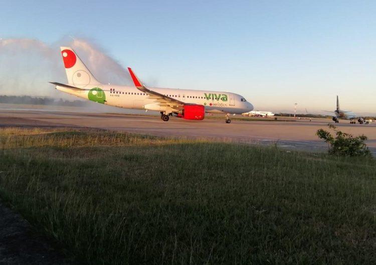 Inició Viva Aerobus su ruta nacional #100: Tijuana – Puerto Vallarta