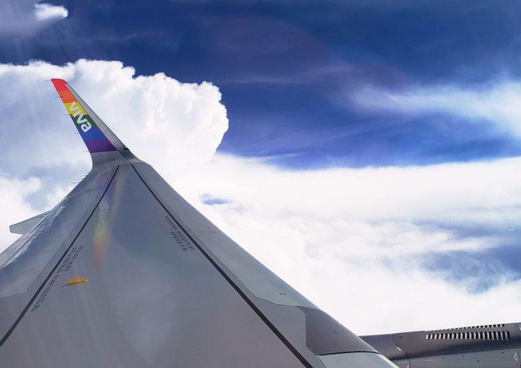 """Viva Aerobus recibe distintivo """"Mejor Lugar para Trabajar LGBT 2020"""" por la Fundación Human Rights Campaign"""