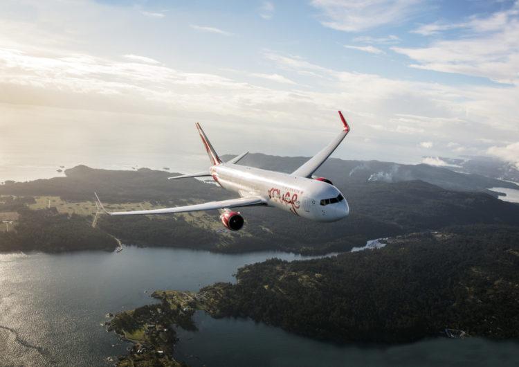 Air Canada Rouge anunció una conexión Wi-Fi satelital de primer nivel para sus pasajeros