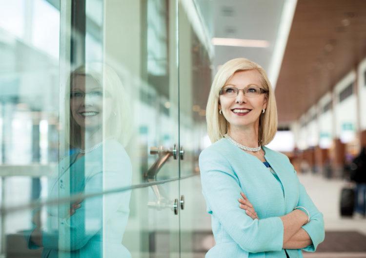 Joyce Carter, nueva presidenta del Consejo de Aeropuertos de Canadá