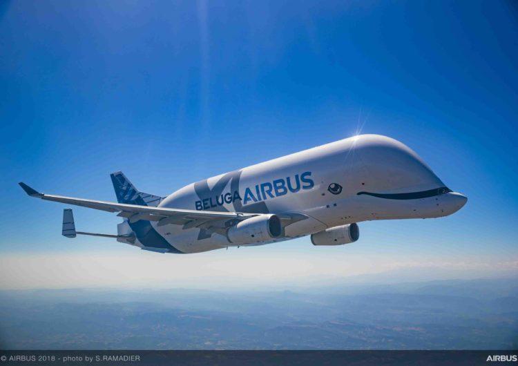 El BelugaXL de Airbus entra en servicio, aportando una capacidad extra a la flota