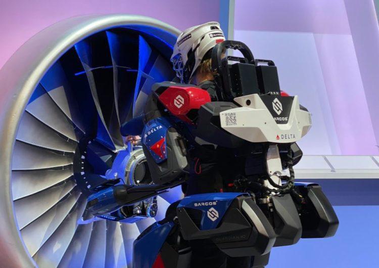 Para Delta Airlines, el futuro está en la robótica