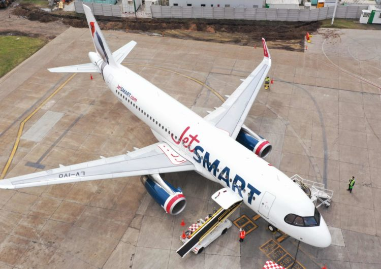 JetSMART increases Colombia presence