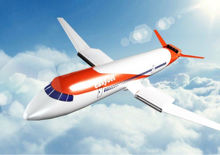 EasyJet y Wright Electric desarrollarán el motor de un avión eléctrico de 186 plazas