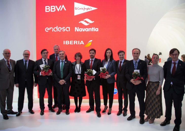 Iberia presenta un proyecto de compensación de emisiones de carbono