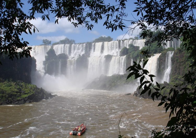 Brasil: Cataratas del Iguazú baten récord de visitantes en 2019