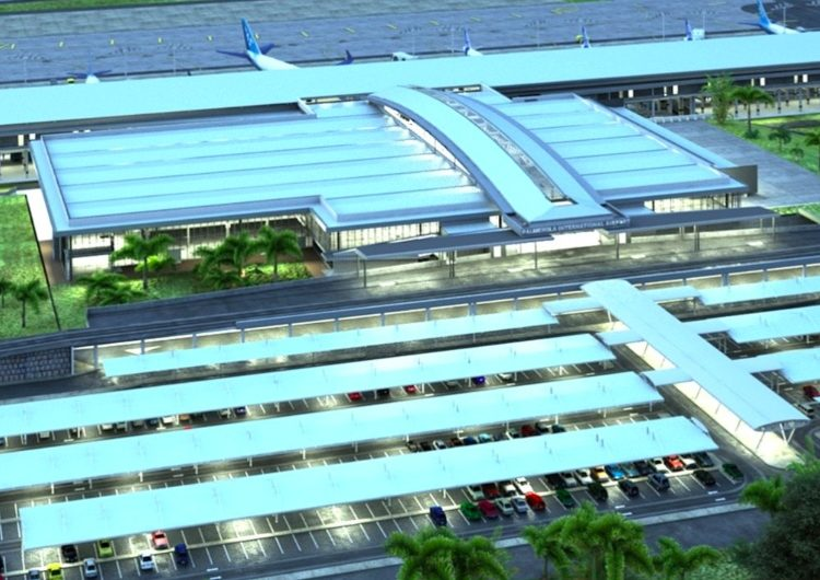 Honduras: Construcción del Aeropuerto de Palmerola alcanza un 60%