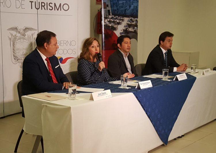 Ecuador buscar seguir ampliando su conectividad en 2020