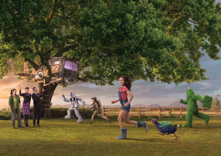 Los ecosistemas y reservas naturales kiwis, estrellas del nuevo Safety Video de  Air New Zealand