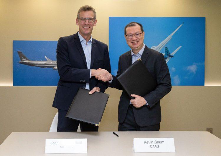 Airbus y CAAS impulsan la movilidad aérea urbana