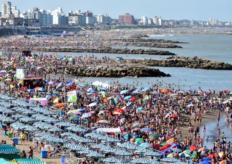 Argentina tuvo récord histórico de turistas el fin de semana largo de Carnaval