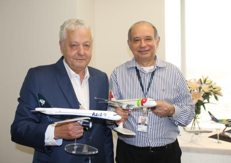 Azul e TAP celebram acordo de cooperação comercial