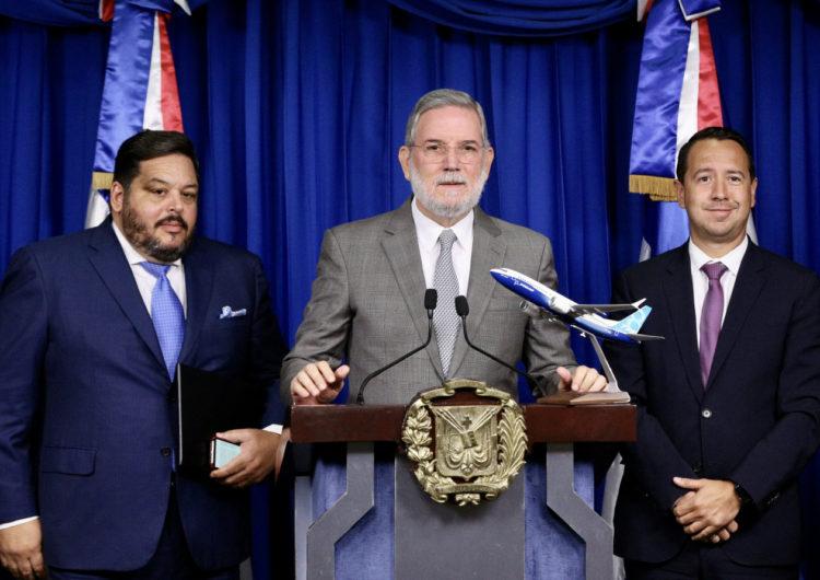 Desarrollarán Centro de Mantenimiento para aviones Boeing en Aerop. de Barahona con inversión de US$200 millones
