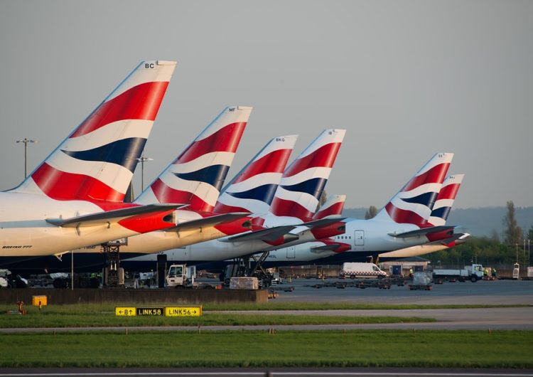 Alex Cruz: British Airways no sobrevivirá si persisten las cuarentenas