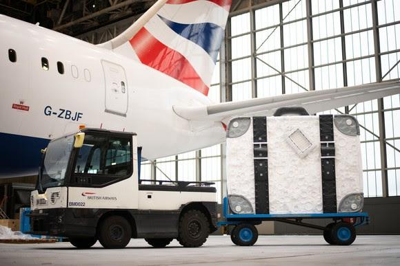 British Airways eliminará 700 toneladas de plástico de un solo uso de sus vuelos durante 2020