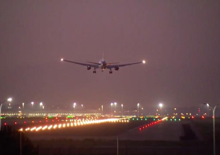 Avión de Air Canada aterrizó de emergencia sin problemas en el aeropuerto de Barajas, Madrid