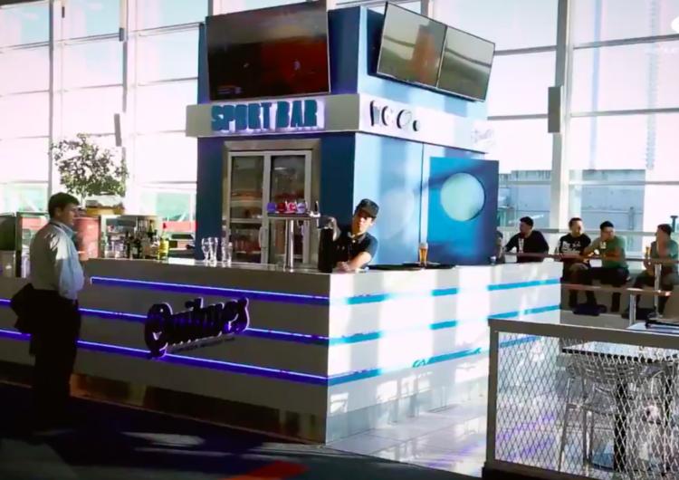 Crece la propuesta gastronómica en el Aeropuerto de Ezeiza
