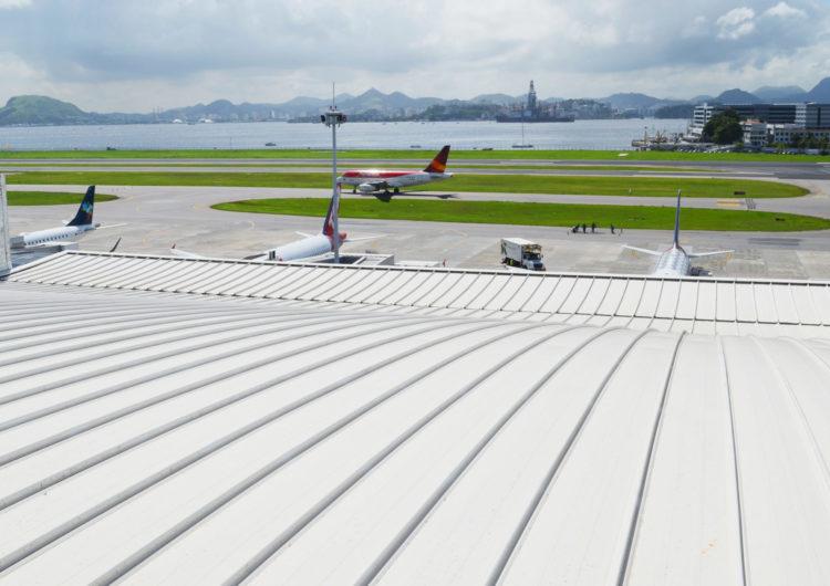 Aeroportos da Infraero economizam 14% de água em 2019