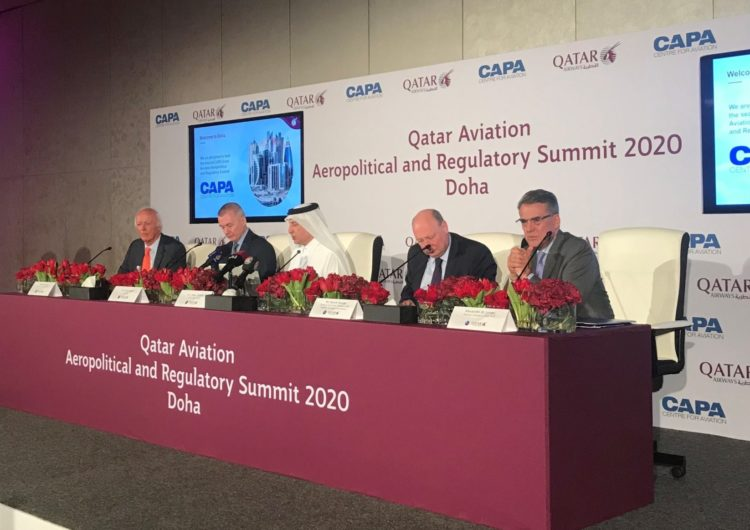 Remarks of Alexandre de Juniac at CAPA Aeropolitical and Regulatory Summit 2020