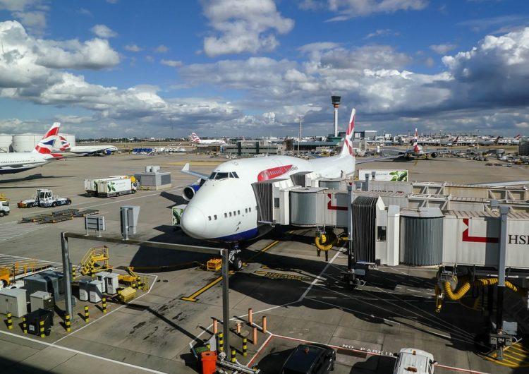Tres aerolíneas consiguen slots en Heathrow