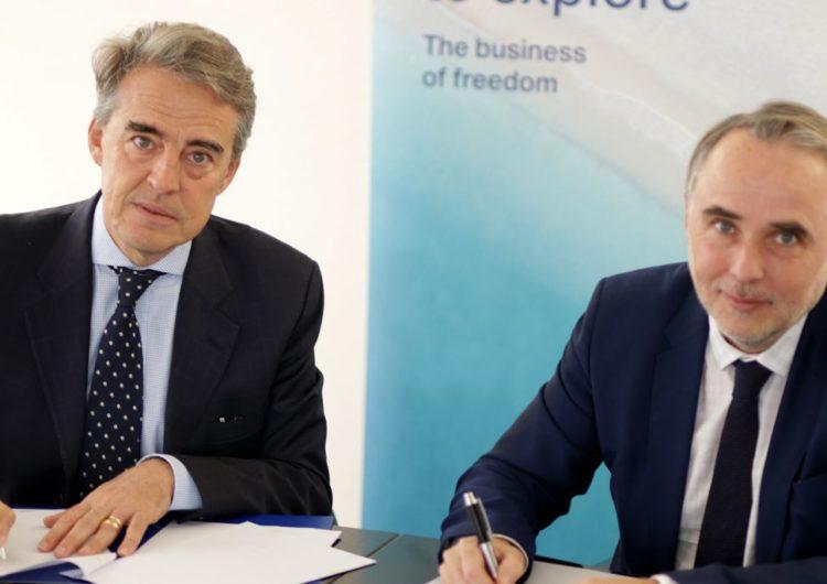 IATA y Unión Internacional de Trenes concretan alianza