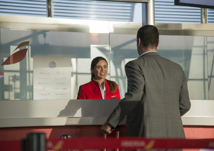 Iberia Airport Services atendió a más de 100 millones de pasajeros en 2019