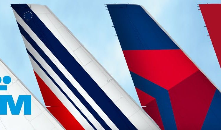 Air France-KLM, Delta y Virgin Atlantic, asociadas en rutas transatlánticas