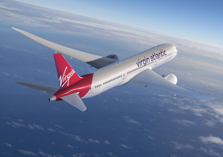 Virgin Atlantic retrasa su desembarco en Sudamérica