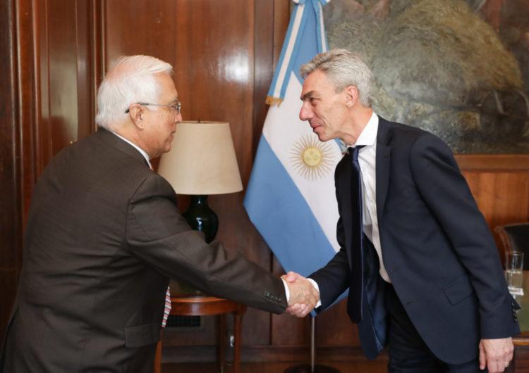 Buscan profundizar la cooperación en transporte de Argentina con EE.UU.