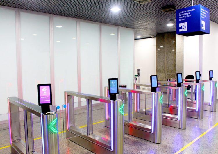 Instalan 26 puertas de autoservicio en aeropuertos brasileños