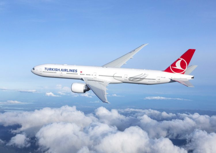 Turkish Airlines reiniciará vuelos a Estados Unidos, China y Corea del Sur