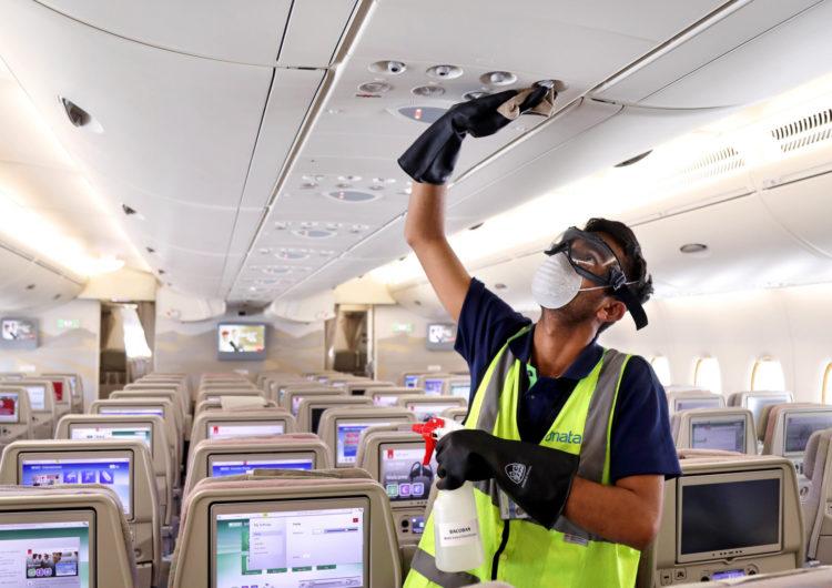 COVID-19: medidas sanitarias darán giro en la aviación