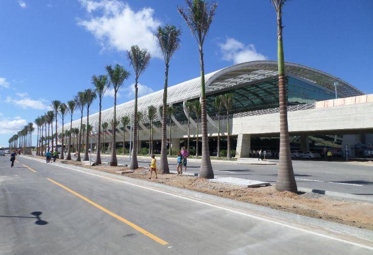 Aeroporto de Natal prevê 220 mil passageiros em janeiro