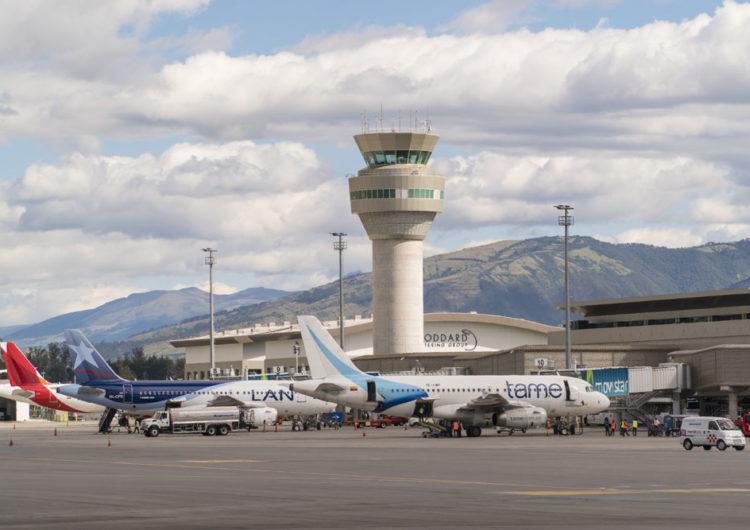 Ecuador: Las aerolíneas están listas para reanudar vuelos domésticos a partir del 1 de junio de 2020
