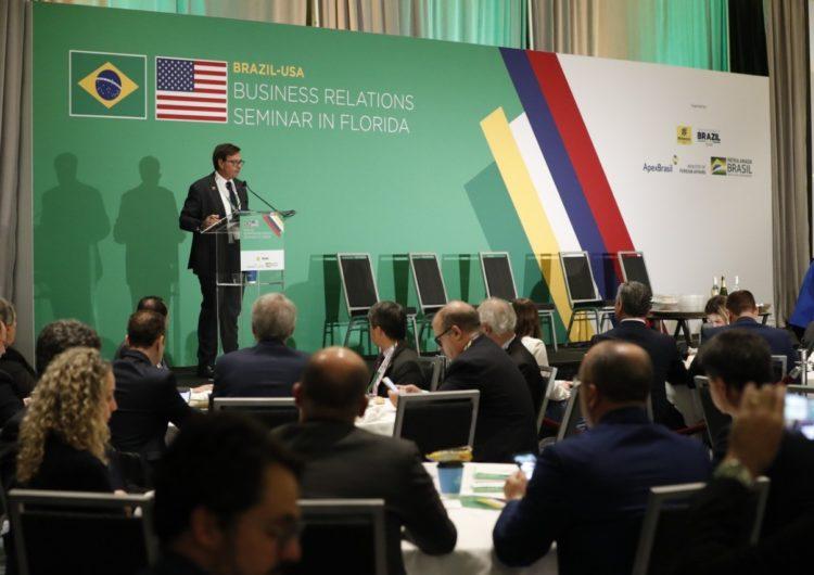 Embratur presenta acciones en el seminario empresarial Brasil-Estados Unidos
