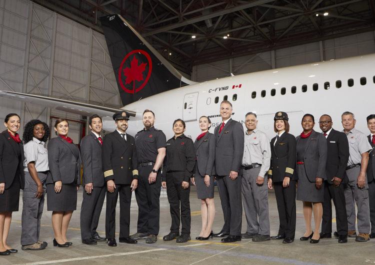 Air Canada, nombrada una de las Mejores Empleadoras de Diversidad por quinto año consecutivo