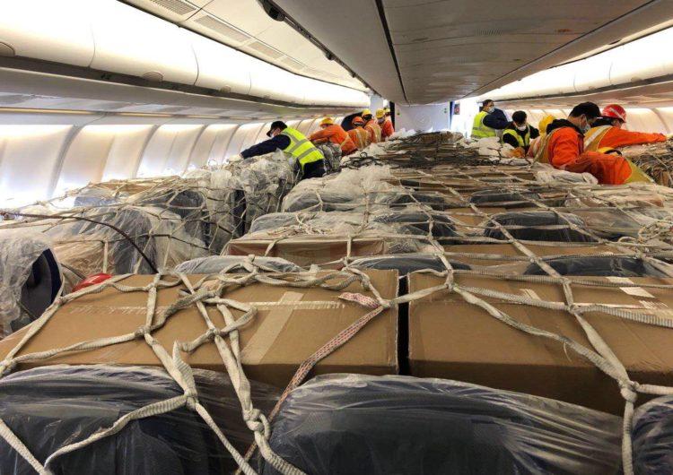 Las aerolíneas multiplican la reconversión de aviones de pasajeros en cargueros