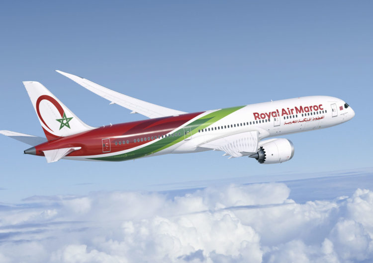 Royal Air Maroc suspende voos do Rio a Casablanca