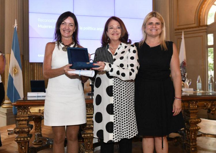 Argetina:  ANAC y la EANA reconocieron a trabajadoras de la Aviación Civil en la Legislatura Porteña