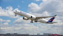 LATAM Brasil reanudará vuelos a México en julio; desplegará el A350 XWB