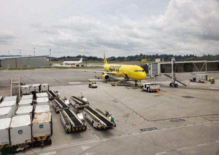 Spirit reanuda vuelos a seis destinos internacionales desde Orlando en Diciembre