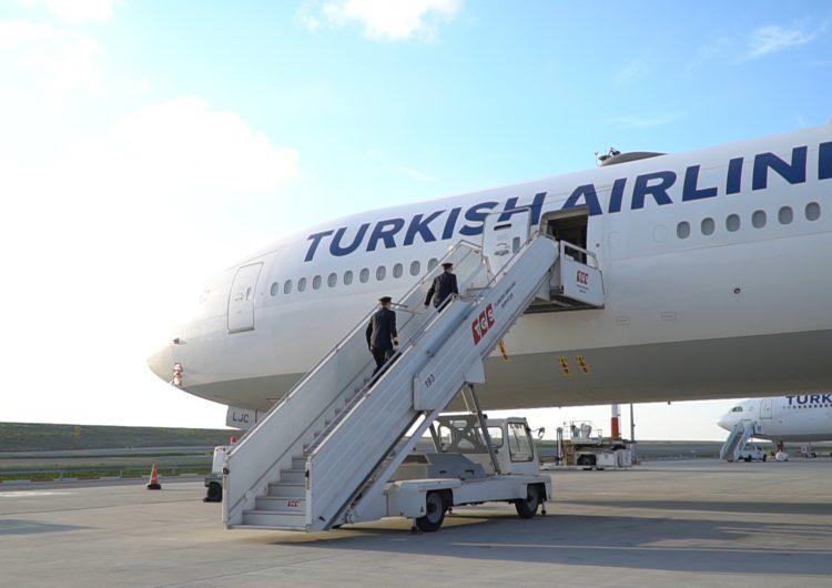 Turkish Airlines extenderá cierre de operaciones hasta fin de mayo