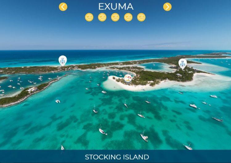 Las Bahamas ofrece visita virtual de las islas
