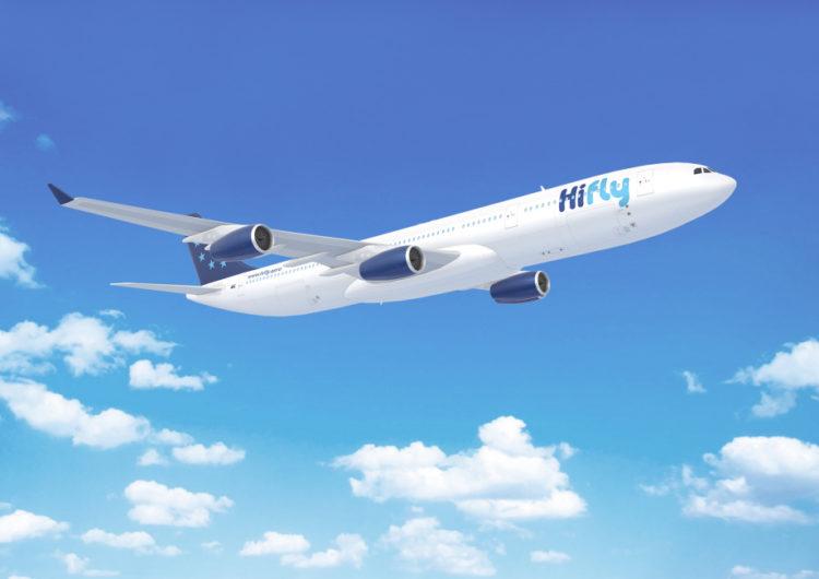 El Airbus A340-300 realiza uno de los vuelos más largos de su historia