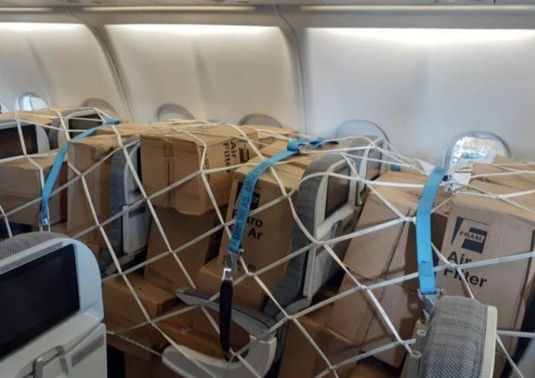 Aerolíneas Argentinas confirma vuelo a China para traer insumos sanitarios